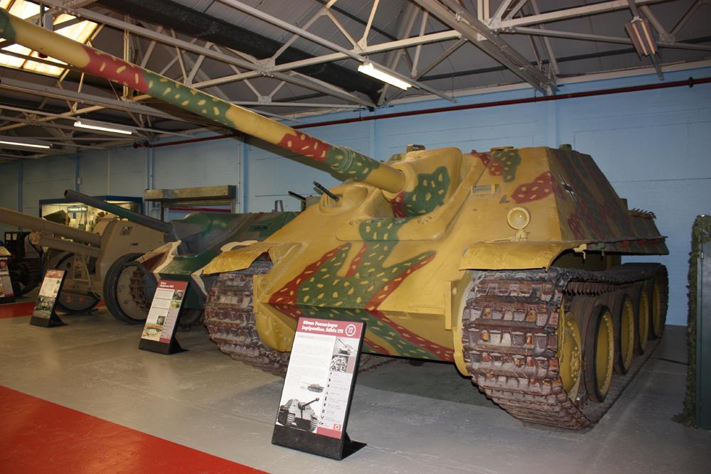 Bovington Tank Museum   The model warrior